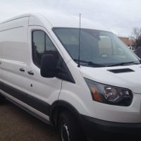 my new van