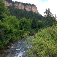 15,350 Miles • Spearfish Canyon
