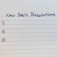 24,225 Miles • On Why We Hate New Year's Resolutions